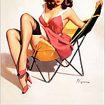Gil Elvgren - Cos_032_Gil_Elvgren_The_Low_Down_Feeling