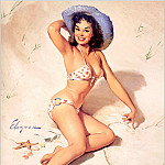 Gil Elvgren - Cos_059_Gil_Elvgren_Just_for_You