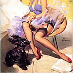 Gil Elvgren - Cos_055_Gil_Elvgren_Hold_Everything