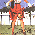 Gil Elvgren - GCGEPU-099_1944_Trim_Limbs