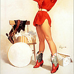 Gil Elvgren - Cos_053_Gil_Elvgren_Something_New