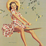 Gil Elvgren - tiger_pin-up_elvgren_006