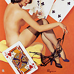 Gil Elvgren - ma Elvgren What a Deal
