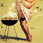 Gil Elvgren - Cos_005_Gil_Elvgren_Smoke_Screen