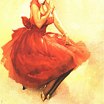 Gil Elvgren - GCGEPU-042_1965_Meant_For_You