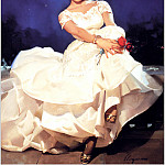 Gil Elvgren - Cos_052_Gil_Elvgren_Moonlight_and_Roses