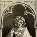 St. John the Evangelist, Jan van Eyck