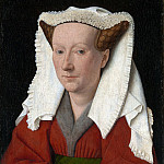 Margaret, the Artist wife, Jan van Eyck