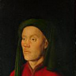 Portrait of a Man, Jan van Eyck