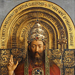 God Almighty, Jan van Eyck