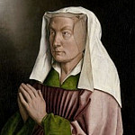 The Donor's Wife , Jan van Eyck