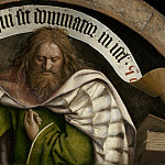 Prophet Micheas, Jan van Eyck