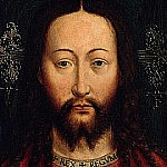 Face of Christ , Jan van Eyck