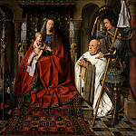 The Madonna with Canon van der Paele, Jan van Eyck