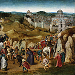The Way to Calvary , Jan van Eyck