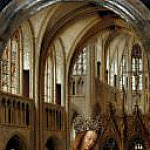 Madonna in the Church, Jan van Eyck