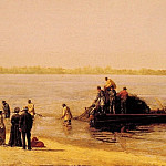 Thomas Eakins - Shad Fishing at Gloucester on the Deleware River