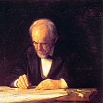 Thomas Eakins - The Writing Master