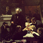 Thomas Eakins - THE GROSS CLINIC 1875 JEFFERSON MEDICAL COLLEGE OF TH