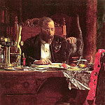 Thomas Eakins - Professor Benjamin Howard Rand