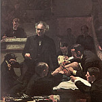Thomas Eakins - The Gross Clinic(1875)