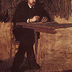 Thomas Eakins - Portrait of Professor Marks