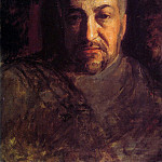 Thomas Eakins - Self portrait
