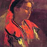 Thomas Eakins - Carmelita Requena