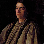 Thomas Eakins - Mother (Annie Williams Gandy)
