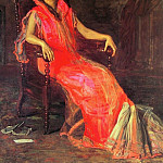 Thomas Eakins - The Actress
