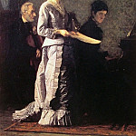 Thomas Eakins - The Pathetic Song