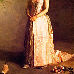 Thomas Eakins - The Concert Singer