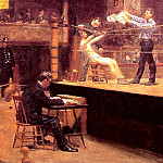 Thomas Eakins - Between Rounds
