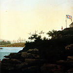 George Evans - MPA_George Evans_Port Jackson from Dawes Point, 1809-b_sqs