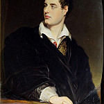 Lord Byron (after a Portrait painted by Thomas Phillips in 1814), Thomas Hill