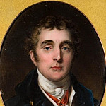 Francois Clouet - Duke of Wellington