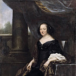 The Countess Beata de la Gardie