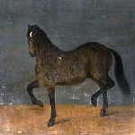 Jacob Heinrich Elbfas - Horse called the Fire Clipper [Attributed]