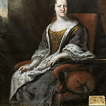 Jacob Heinrich Elbfas - Fredrika Amalia (1649-1704), Princess of Denmark [After]