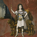 Balthasar Denner - Karl XI (1655-1697), king of Sweden pfalzgreve of Zweibrücken [Attributed]