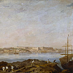 Nils Forsberg - View of Sveaborg