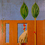 Max Ernst - At the first clear word 1923, Kunstsammlung Nordrhein-