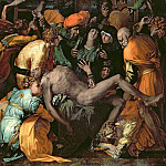 Giovanni Battista Rosso Fiorentino - The Deposition from the Cross
