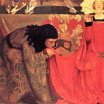 The Pale Complexion of True Love (end, Eleanor Fortescue Brickdale