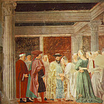 Piero della Francesca - meeting