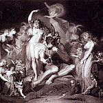 Henry (Fussli Fuseli - Titania, Bottom and the Fairies, Act 4 Scene 1 of A Midsummer Nights Dream