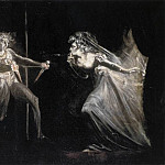 Henry (Fussli Fuseli - Lady Macbeth With The Daggers