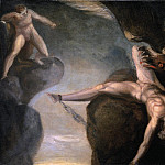 Henry (Fussli Fuseli - Prometheus freed by Hercules