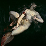 Henry (Fussli Fuseli - Sin Pursued by Death