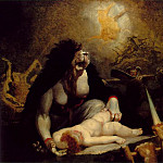 Henry (Fussli Fuseli - The Night-Hag Visiting the Lapland Witches